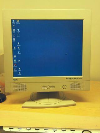 Pantalla de ordenador LCD