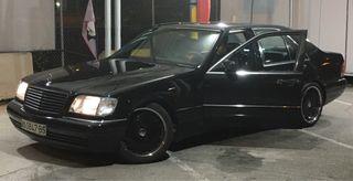 Mecedes clase S W140 s280