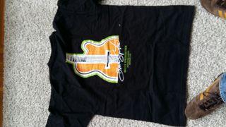 Camiseta Bruce Springsteen hard rock cafe