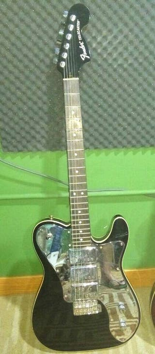 Fender Tele John 5 triple humbucker.
