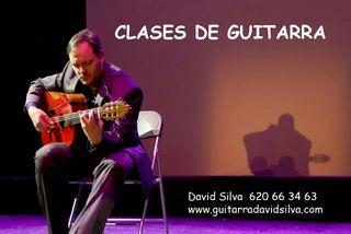 Clases de guitarra flamenca en Alcobendas y Sanse