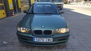 BMW 320 DIÉSEL AUTOMÁTICO