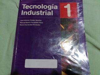 Tecnología Industrial 1 Bach Everest