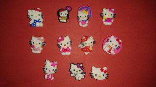 PINS Charms Hello Kitty Zapatos Crocs & Pulseras Jibbitz Lot
