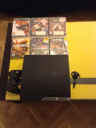 Play Station 3 250 gb