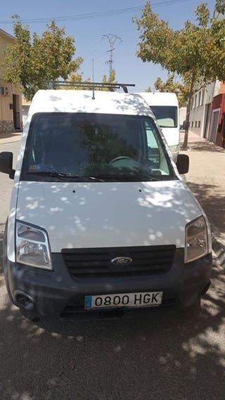 Ford transit connet