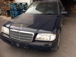 Despiece Mercedes C180