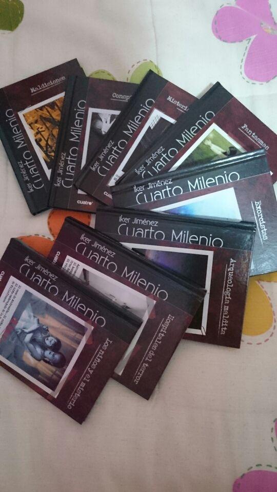 Coleccion cuarto milenio libros y dvd de segunda mano por 35 € en ...