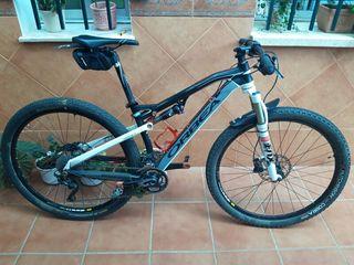 Bici montaña 29 doble Orbea Occam H30 talla M 2013