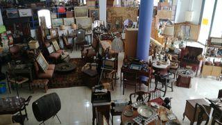 Tienda de antigüedades en Riudoms,