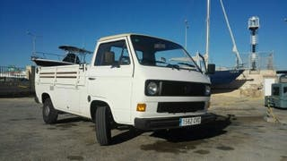 Volkswagen T3 Pick Up 1987