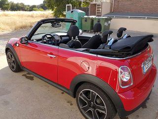 Mini Cooper Diésel cabrio
