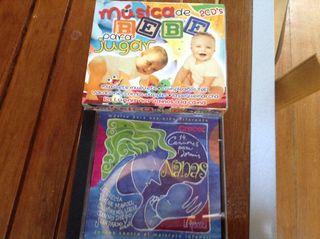 Cd Musica Para Bebes