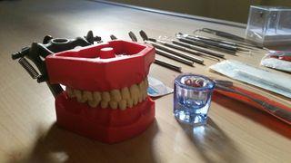 Instrumentos odontologicos para estudiantes