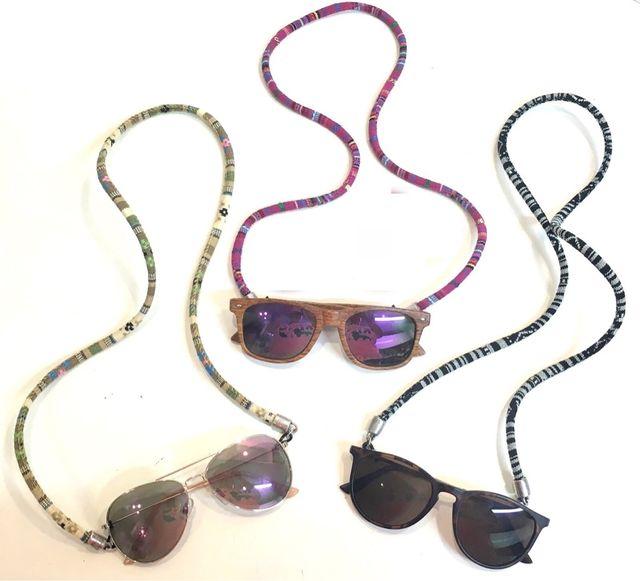 Cordones etnicos para gafas de segunda mano por 6 € en La Calzada en ... c53ca73495e