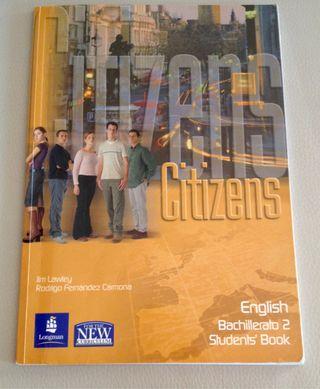 Libro de Inglés English Bachillerato 2 Students Book
