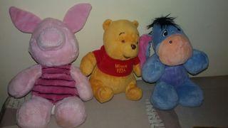 Peluches de Winnie the Pooh