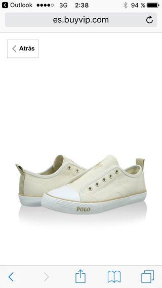 Zapatillas Polo Ralph Lauren a estrenar!!!