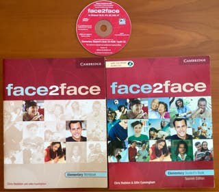 Face2face Elementary Students Book Cd Rom