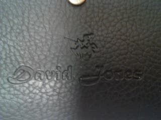 Cartera-monedero David Jones.