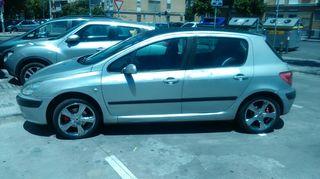Urgente vendo Peugeot307 de gasolina tal como está!!!