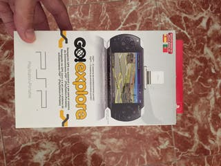GPS para la PSP