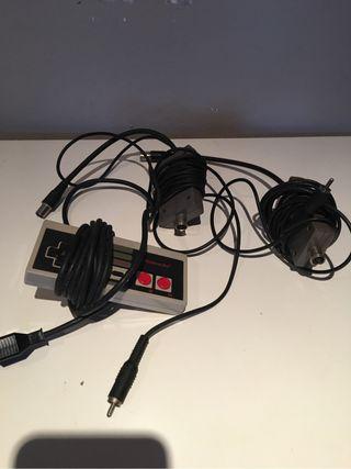 Mando y antenas para Nintendo 8 Bits ( NES )