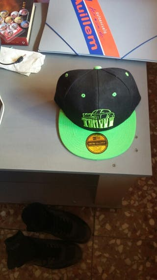 Vendo una gorra