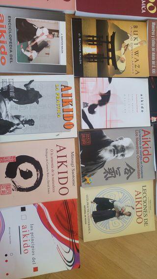 Libros de aikido