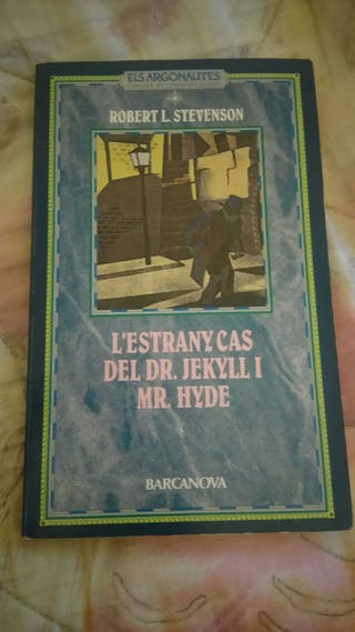 Libro doctor jekyll y mister hydecatalan