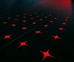 Laser luz freno