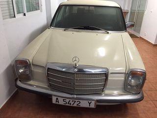 Mercedes 270 gasoil