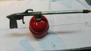 Pistola de petrolear.