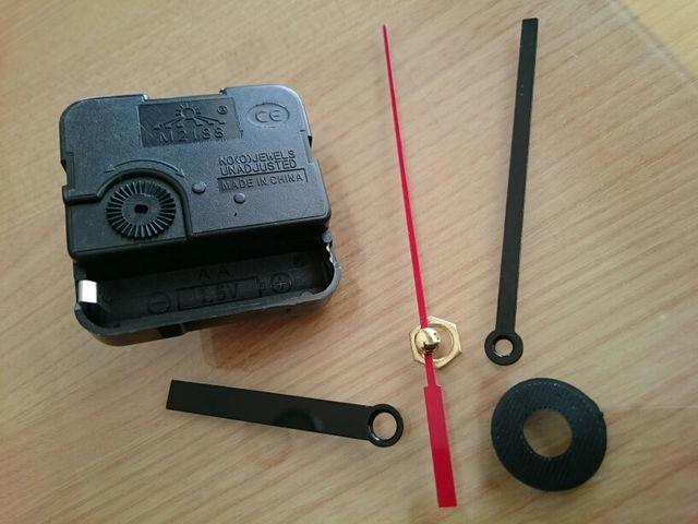 Mecanismos de reloj.