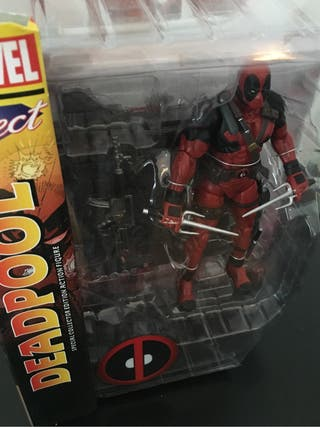 Deadpool Action Figure (New)