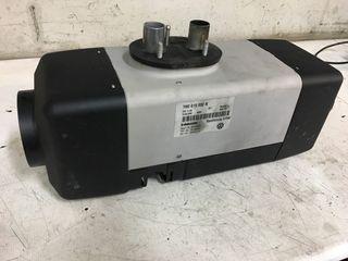 Calentador y bomba gasoil para calefaccion estacionaria