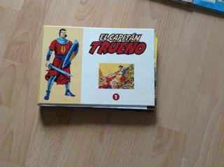 Comics Del Capitan Trueno