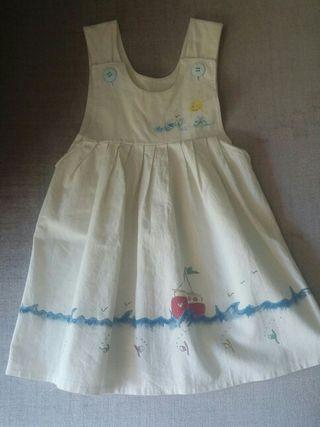 Vestido niña Talla 4-6