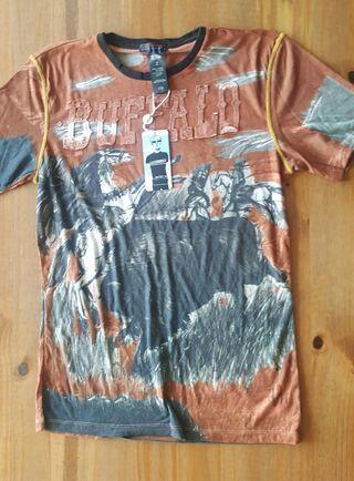 Camiseta estampada Custo