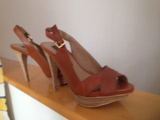 Zapatos de piel n38
