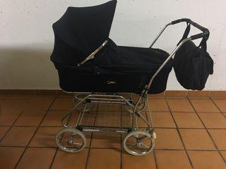 Carrito de bebé Arrue Katia Gala.