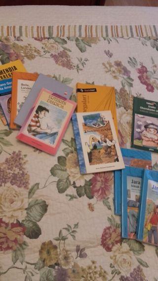Libros de lectura euskera