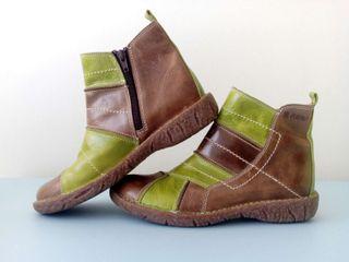 Botas artesanales de cuero n°37-38