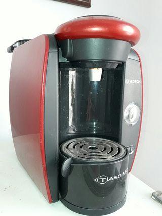 Cafetera tasimo tassimo como nueva