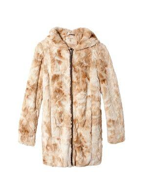 Abrigo piel sintética mujer Pull & Bear