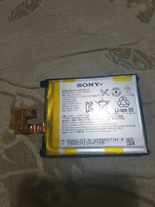 Bateria nueva a estrenar xperia z2