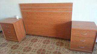 Muebles dormitorio matrimonio