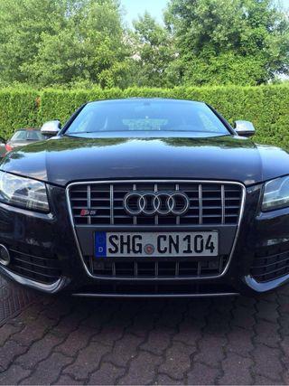 Audi S5 V8 coupe