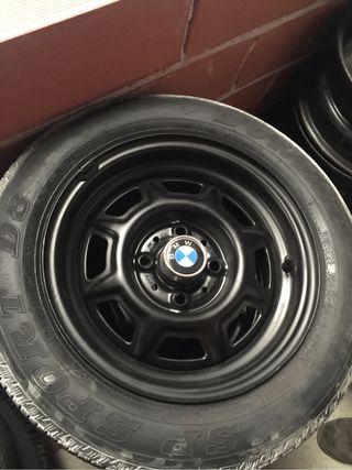 Llantas BMW e21 4x100