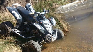 Yamaha raptor 660r ediccion limitada